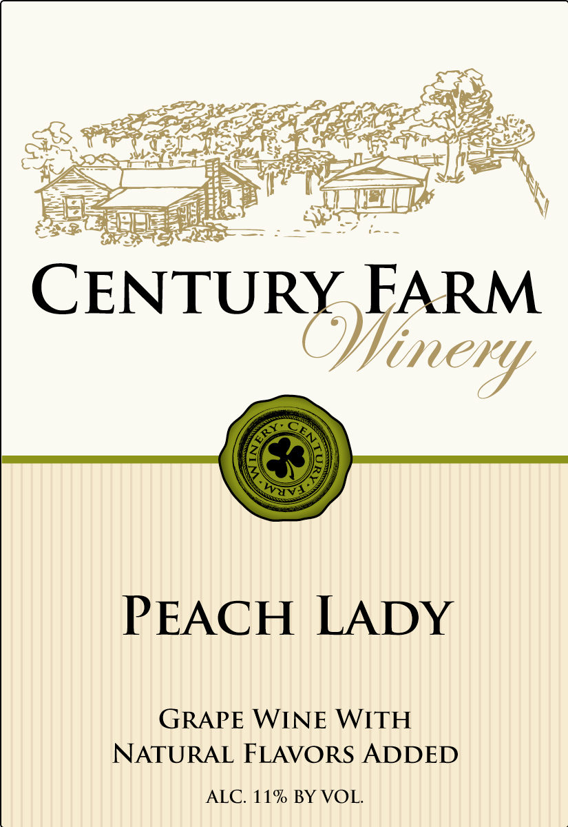 Wine Of The Month - January 2018 - Peach lady
