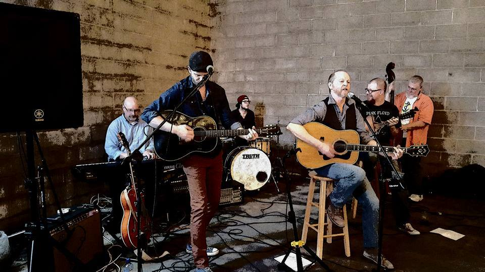 Voices in the Vineyard with The Dirt Pilgrims