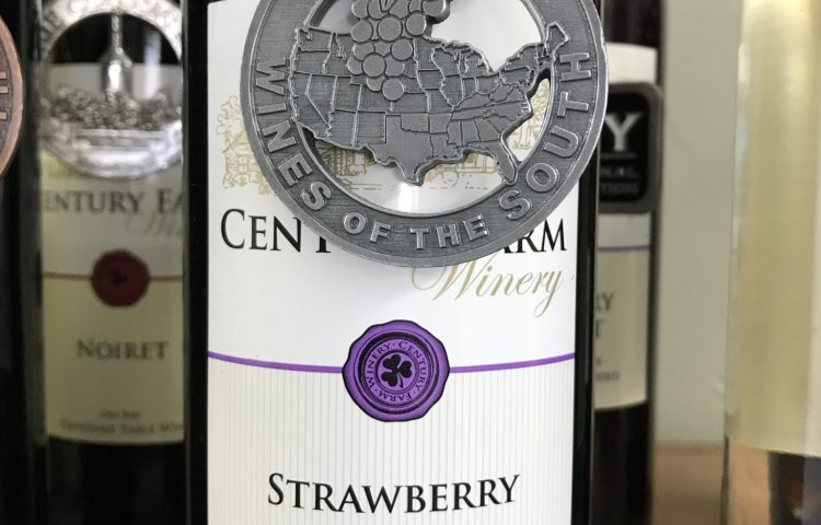 Wine Of The Month – June 2019 – Strawberry Wine