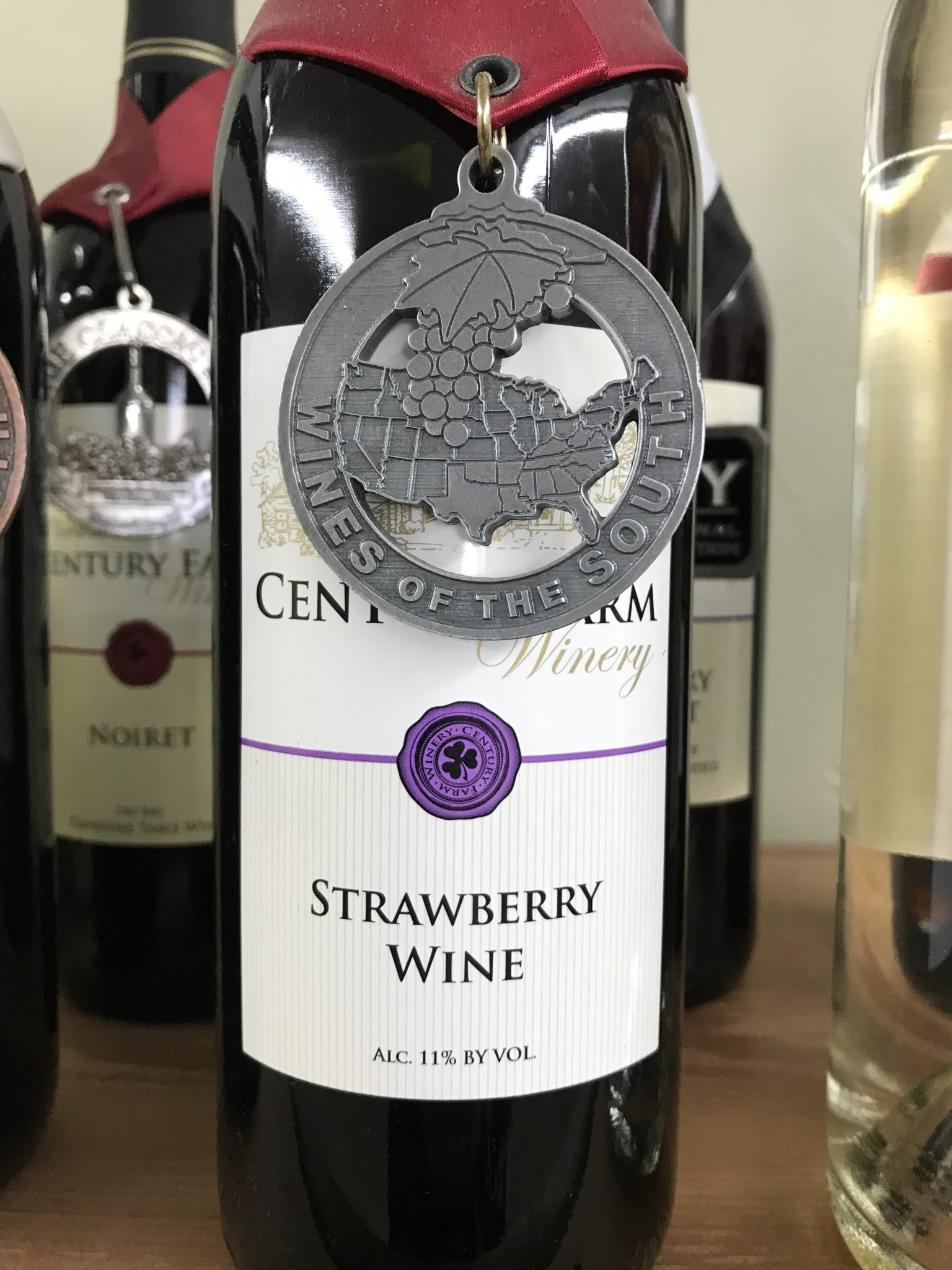 Wine Of The Month - June 2019 - Strawberry Wine