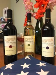 Wine Of The Month | Red, White and Blue in honor of Independence Day